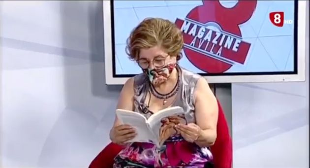 SE HACE VIRAL EL POEMA SUBIDITO DE TONO EMITIDO EN CASTILLA Y LEÓN TV
