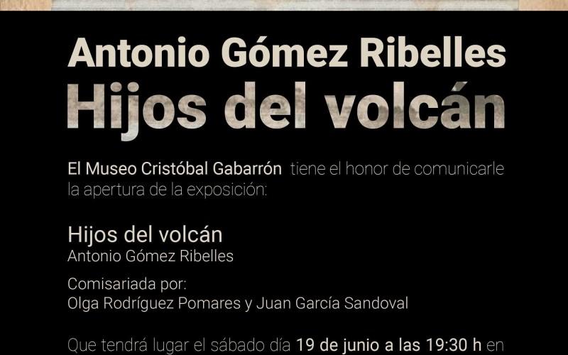 HIJOS DEL VOLCÁN EN EL MUSEO CRISTÓBAL GABARRÓN DE MULA