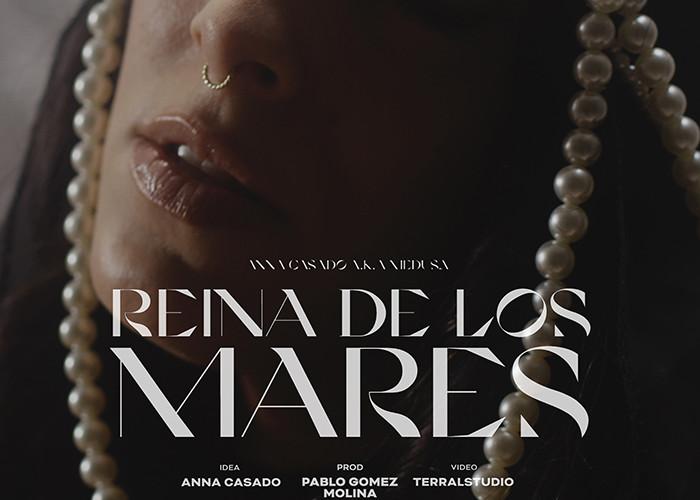 ANNA CASADO (MEDUSA) PRESENTA «REINA DE LOS MARES»